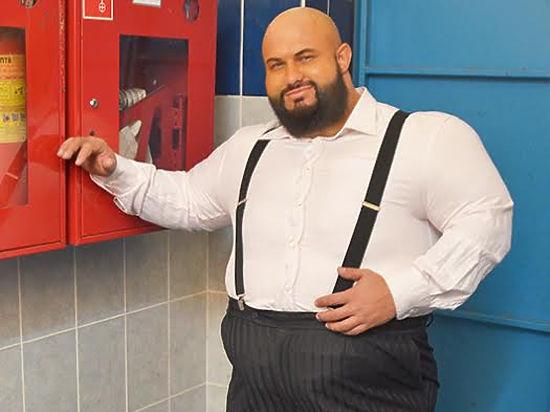 Джиган с трудом вжился образ толстяка для съемок ролика о пользе спорта