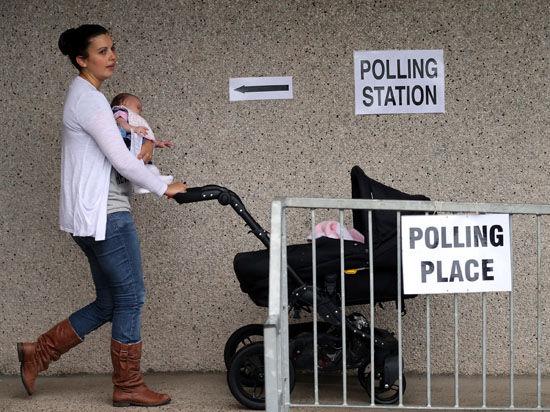 Шотландия отказалась от экзит-поллов во время референдума