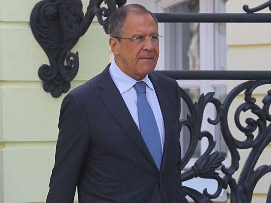 Лавров: Россия может подавить огневые точки, обстреливающие российские территории