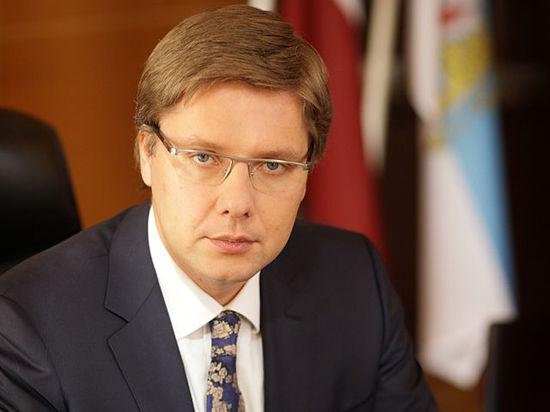 Мэр Риги Нил Ушаков: «Хочу поговорить с господином Кобзоном чисто по-человечески»