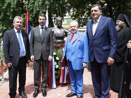 В городе Баня-Лука появится скульптура знаменитого мастера
