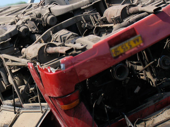 ДТП в индийском штате Уттаракханд — 13 россиян погибли