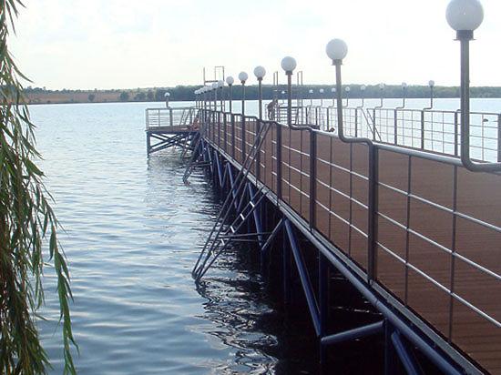 В 2015 году начнется реализация проекта по очистке ставропольского Новотроицкого водохранилища
