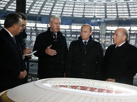 Круче, чем Олимпиада. Путин заверил: 664 млрд рублей на ЧМ по футболу будут освоены в срок