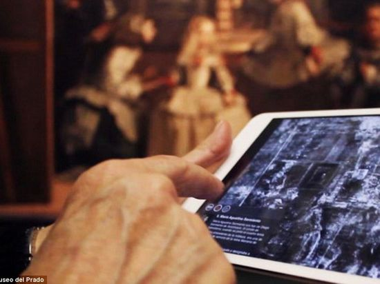 Крах стереотипа: Ходить в музеи больше не надо: новое приложение дает детальное представление о живописи