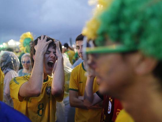 Побьет ли Россия в 2018-м антирекорд Бразилии?