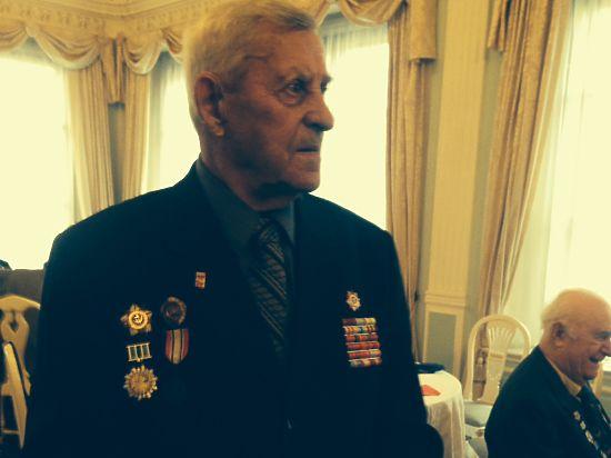 Посольство Норвегии устроило прием в честь российских ветеранов войны