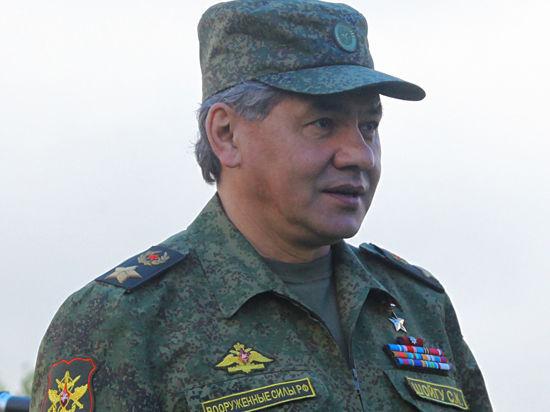Шойгу: Россия отозвала войска от границ Украины, диверсантов там нет