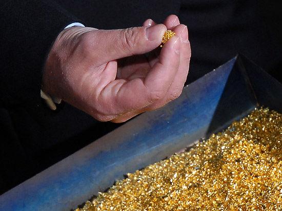 Золотой запас Украины заменили на свинцовый