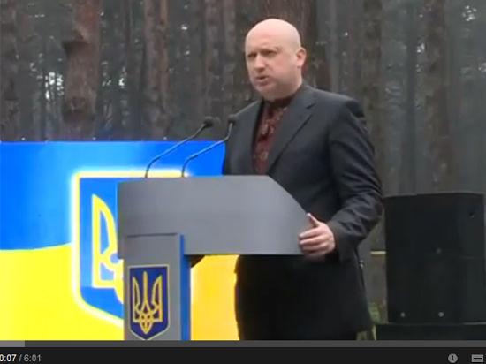 Эксперт-международник: заявление Турчинова об иске к России на $100 млрд — чистая демагогия