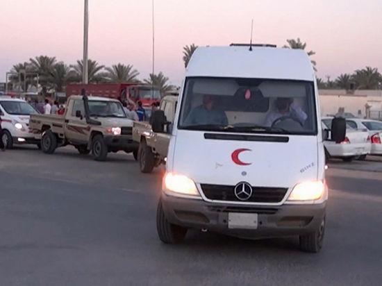 В Ливии американским спецназом схвачен организатор убийства дипломатов в Бенгази