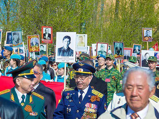 В Улан-Удэ акция Бессмертный полк будет проходить во второй раз, и впервые охватит все районы республики