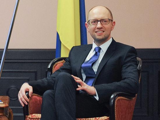 Яценюк дал указание срочно повысить тарифы на транзит российского газа