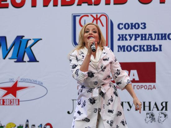 В Москве на Пушкинской площади пройдет XI Фестиваль столичной прессы