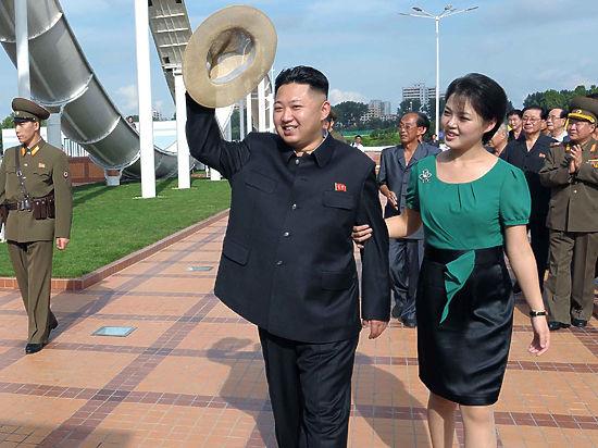 Супруга Ким Чен Ына впервые за 4 месяца появилась на публике