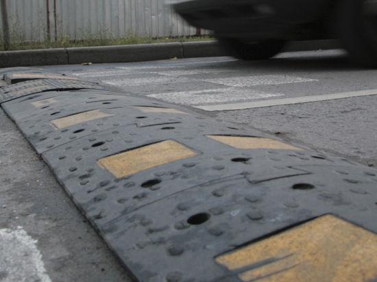 «Лежачие полицейские» расположатся не только поперек, но и вдоль дороги