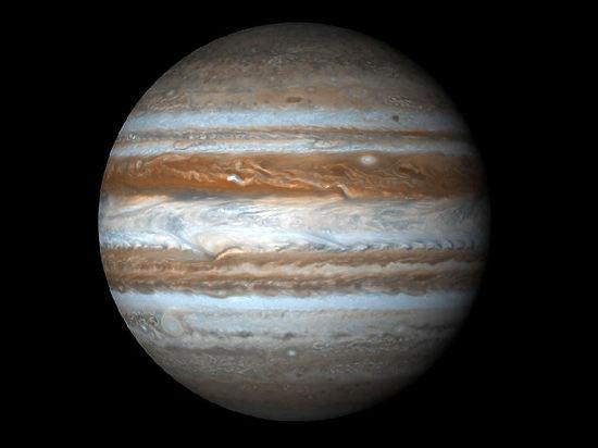 В пятницу планета Земля максимальноприблизилась к Юпитеру, за которым можно понаблюдать невооружённым глазом - без телескопа