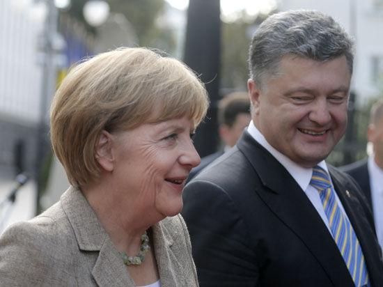 При этом канцлер Германии отметила, что ограничительные меры — единственный способ как-то повлиять на РФ