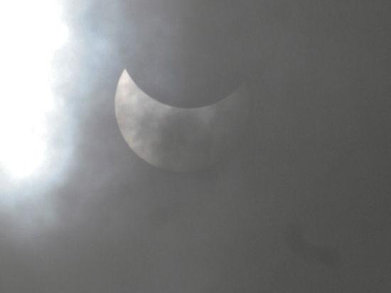 Солнечное затмение оставит от Светила бублик