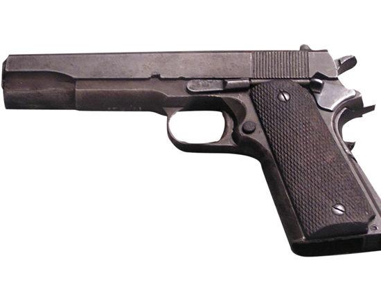 Ребенок пустил себе пулю в лоб, стащив у матери пистолет