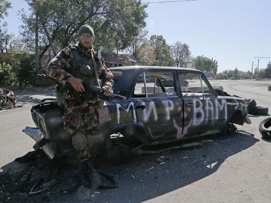Из Донецка запретили вывозить зерно и оборудование