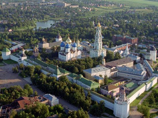 На протяжении четверти века голова преподобного Сергия Радонежского была спрятана  в тайнике