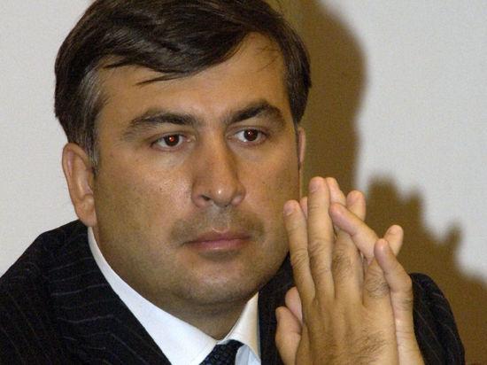 Саакашвили на Украине опять предрек
