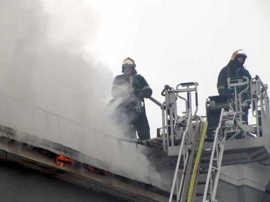Пожарные научатся проникать в горящие здания виртуально
