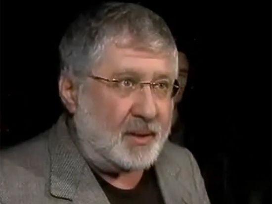 Коломойский провел ночью в Киеве