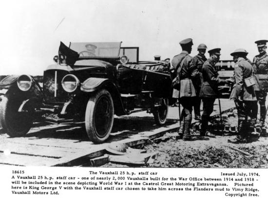 Вспоминаем одну из самых характерных машин Первой мировой: она проложила дорогу к современным авто