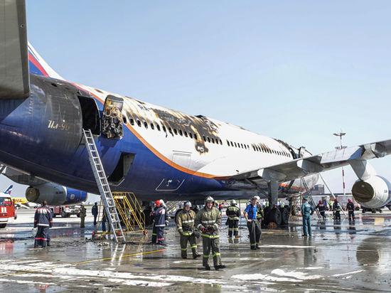 Почему сгорел Ил-96 в аэропорту Шереметьево?