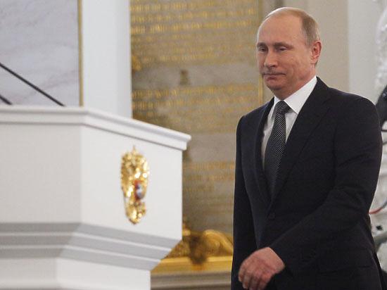 Путин огласил в Послании данные, которые попали в текст по ошибке