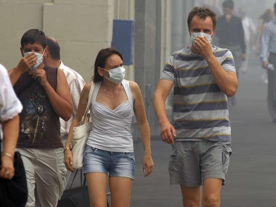 Смог на улицах города: ждать ли москвичам страшного повторения лета 2010 года?