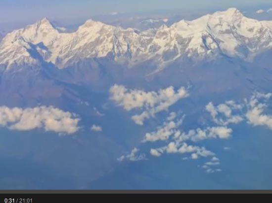 В Гималаях погибли два российских альпиниста