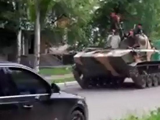 Как устроена десантная машина «Нона» - символ сопротивления Донецкой республики