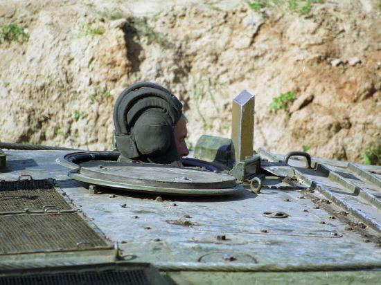 НАТО отказалось от участия в танковом биатлоне