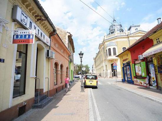 """""""Люди его любят"""": В Сербии открывается кафе"""