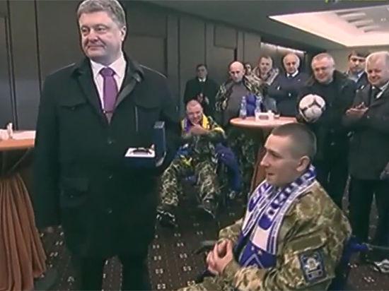 Речь и внешний вид украинского президента дает поводы для разных предположений