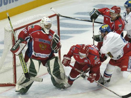 Россия - Швейцария - 5:0: Онлайн - трансляция нашего первого матча на ЧМ по хоккею
