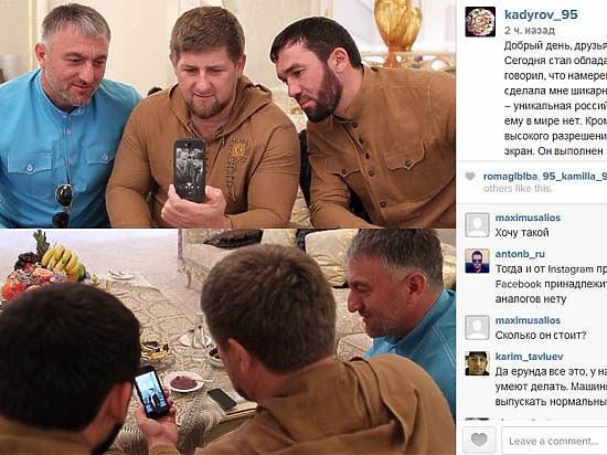 Кадыров призвал россиян отказаться от американских смартфонов и соцсетей: «Я начинаю пользоваться YotaPhone!»