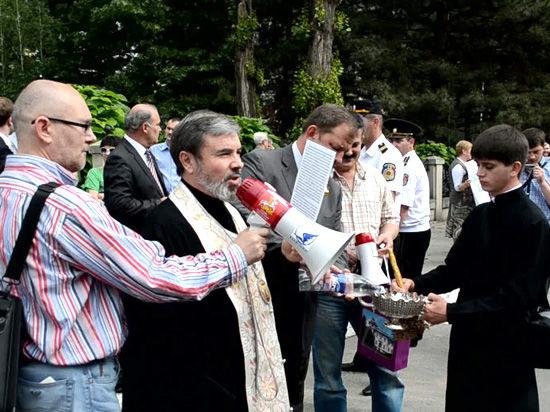 Молдавия против гомосексуализма