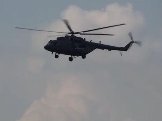 На Камчатке рухнул вертолет, пилотируемый гендиректором рыбодобывающих компаний