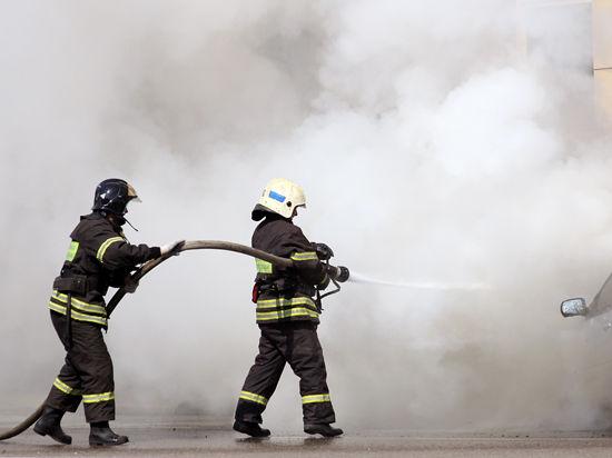 Тушить пожар можно будет не струей, а каплей