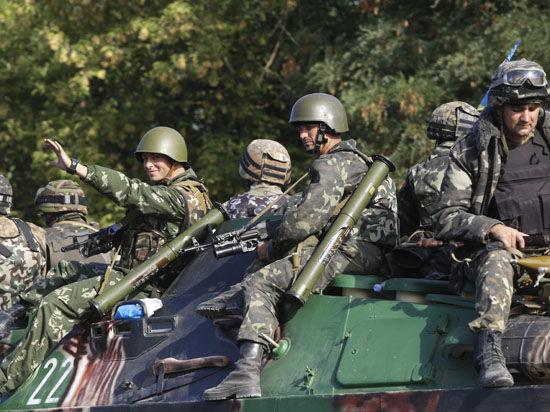 Ополченцы: Слова Порошенко о прекращении огня — ложь, украинские формирования продолжают артобстрелы