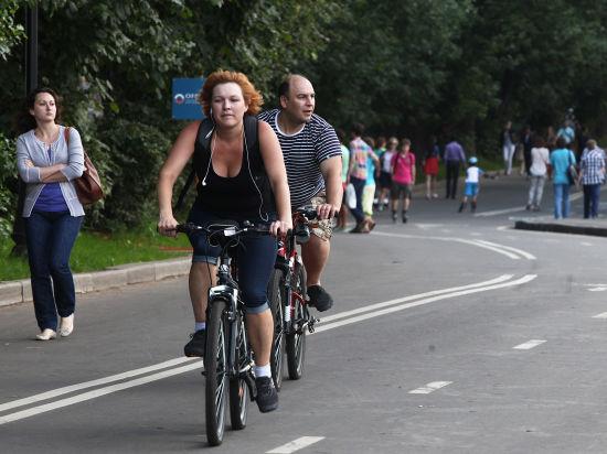 Автомобилистам станет тесно из-за велодорожек