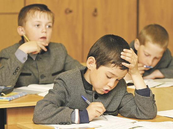 После пятого класса дети перестают учиться