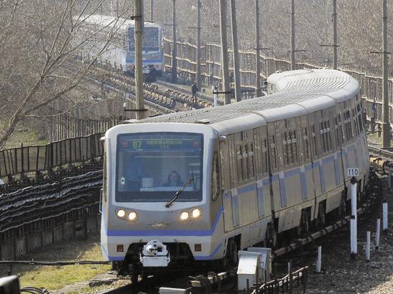 Вагоны метро требуют теста