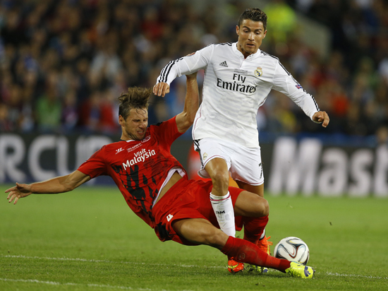 «Нереальный» «Реал» по-прежнему «тащит» только Роналду