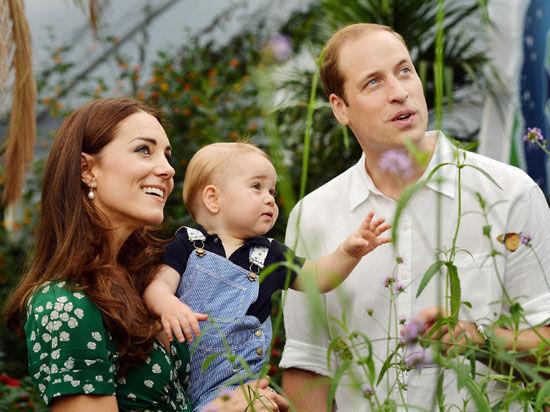 Королева не одобрит? Кейт Миддлтон и принц Уильям назовут свою дочь Дианой