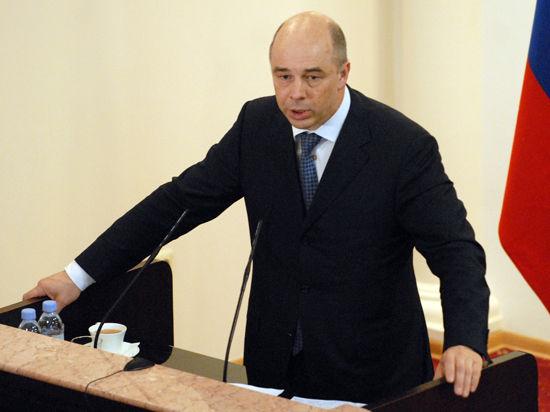 Силуанов опроверг сообщения о растрате пенсионных денег на Крым